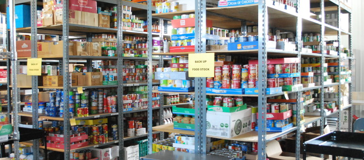 Open Doors of Westfield » Food Pantry