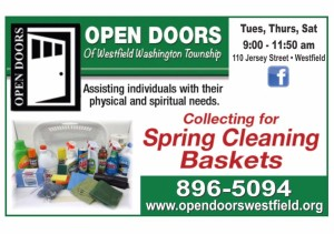 Spring Cleaning Basket ad